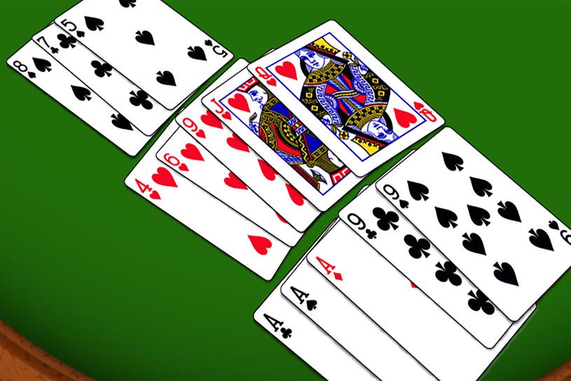 китайский покер онлайн